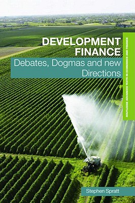 Development Finance By Spratt, Stephen